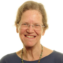 Portrait of Professor Mary Fulbrook, FBA, the Principal Investigator of Compromised Identities?
